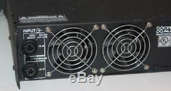 Crest Audio Model CC4000 Professional Power Amplifier (4000W, 2RU)