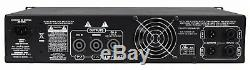 Crest Audio PROLITE 2.0 DSP 2000W Professional Power Amplifier with Built-In DSP