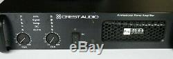 Crest Audio Pro 9200 Professional Power Amplifier 1300 WPC / 8 Ohm CLEAN TESTED