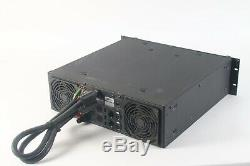 Crest Audio Pro II Series 8002 Professional Power Amplifier
