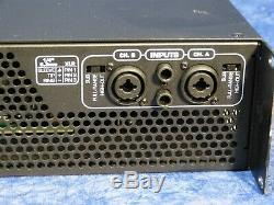 Crest Audio Pro-Lite 5.0 Professional 5000W Power Amplifier