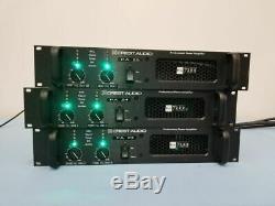 Crest Audio Pro7200 Series Professional Amplifier Great Shape PRO 7200 (Loc 5C)