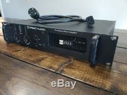 Crest Audio Pro8200 Power Amplifier 4500watt with Power Supply