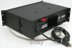 Crest Audio VS1500 Professional Power Amplifier