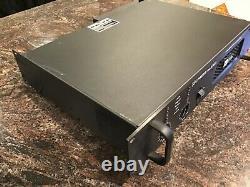 Crest Audio pro 5200 power amplifier