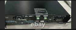 Crown 2-Channel Power Amplifier / Com-Tech 210 Rack 300w Pro Amp 4/8 ohm or 70v