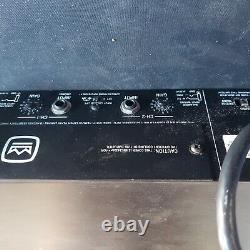 Crown 460 CSL Pro Audio Amp THX 9046 Power Amplifier