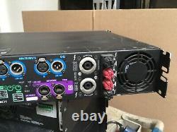 Crown Amplifier MA5000i Macro Tech professional 2-channel power Free Shipping