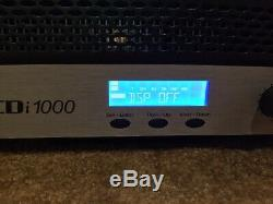 Crown CDi 1000 Pro Stereo Power Amplifier 500W 2-Channel Rackmount
