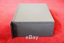 Crown CE1000 1120 Watt (Bridged) 2-Channel Pro Audio Power Amplifier