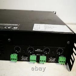 Crown CTs 4200 4 Channel Professional Audio Power Amplifier
