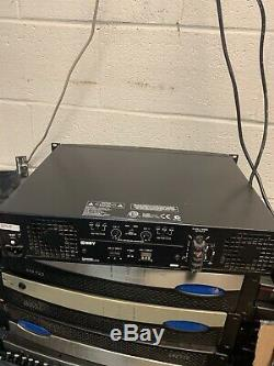 Crown CTs 600 Professional Stereo Power Amp 120v HiQnet CTs600 Pro Audio