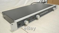 Crown D-75 Two Channel Professional Stereo Audio Power Amplifier