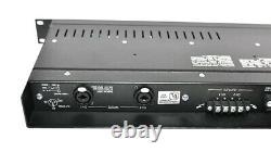 Crown D-75A Dual Channel Professional Audio Power Amplifier D75A