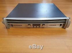 Crown I-Tech 6000 pro audio amplifier I-T6000 ITech IT-6000