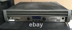 Crown ITech 12000 HD Pro Audio PA Loud Speaker Amplifier Harman I Tech I-Tech