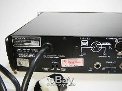 Crown Macro-Tech 1200 / Professional 2-Channel Amplifier / FX / 282904 - CC
