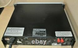 Crown Macro-Tech Professional Power Amplifier Model 2400