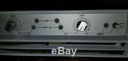 Crown Macro-tech 3600vz Pro Audio Amplifier