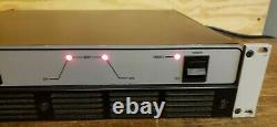 Crown Micro Tech 1200 Pro Audio PA Power Amplifier Used good condition