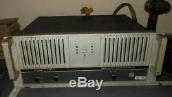 Crown PSA-2 Self Analyzing Professional Amplifier 20 AMP Plug