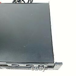 Crown Power-Tech 2 Professional Rack Mount Power Amplifier Tested & Working