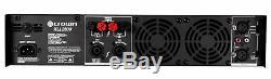 Crown Pro Audio XLi2500 1500 Watt 2 Channel DJ/PA Power Amplifier Amp XLI 2500