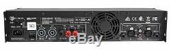Crown Pro XLS1502 XLS 1502 1550w DJ/PA Power Amplifier Amp, Only 8.6 LBS + DSP
