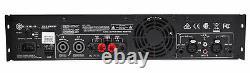 Crown Pro XLS2002 XLS 2002 2100w DJ/PA Power Amplifier Amp, Only 11 LBS + DSP