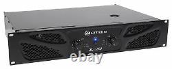 Crown Pro XLi1500 900w 2 Channel DJ/PA Power Amplifier Professional Amp XLI 1500