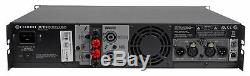 Crown Pro XTI6002 6000w Amplifier Amp, with DSP + Mackie Sound Processor Optimizer