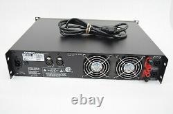 Crown XLS 402 Poweramp Professional Power Amplifier 2 channel