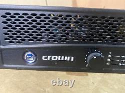 Crown XLS 402 Professional Power Amplifier