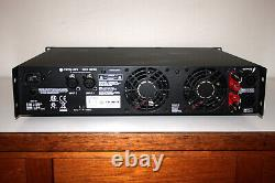 Crown XLS 802 1600W Professional Stereo Audio Power Amplifier XLS802