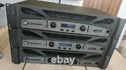 Crown XTi 2002 2-Channel Professional Power Amplifier XTi2002 800W Rackmount