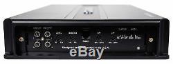 Crunch PD4000.2 4000 Watt 2-Channel Pro Power Car Audio Amplifier Class AB Amp
