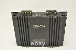 Denon Dca-400 Professional Audio Mosfet Power Car Amplifier Amp 2 Channel