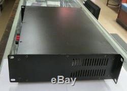 Deura MA-4000 4,000 Watt 2 channel 2U Rack DJ Professional Power Amplifier