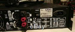 Exc! Qsc Audio Rmx-2450 2 Channel Professional Power Amplifier Rack Mount