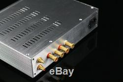Finished LJM L15D pro stereo Power amplifier IRS2092 IRFB4019 150W +150W L6-3