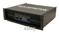 GLI Pro PVX9000 10,000 Watt Power Amplifier DJ Rack Amp
