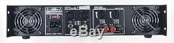 GTD Audio 2 Channel 8500 Watts Professional Power Amplifier Amp Stereo J8500