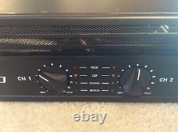 Gemini Pro GPA-4800 4000W 2 Channel Power DJ Amplifier 2U Rack Mount Amp Stereo