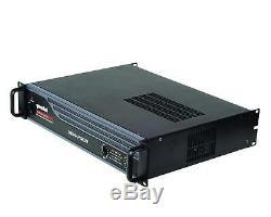 Gemini XGA-2000 Professional Audio Power Amplifier 2000W Rack PA Amp XGA2000