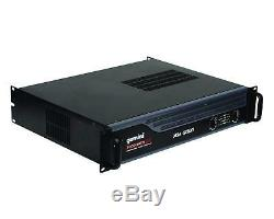 Gemini XGA-5000 Professional Power Amplifier 5000W Rack PA Amp XGA5000