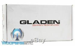 Gladen Zero Pro 165.2 DC Active 6.5 150w Rms Component Speakers Tweeters New