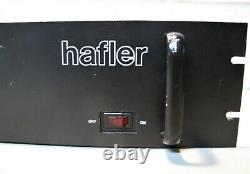 Hafler P-230 Pro Stereo/mono Power Amplifier Needs Repair