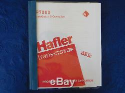 Hafler P-7000 Trans-Nova Amp
