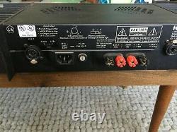 Hafler P1500 Trans Nova 75W Professional Power Amplifier