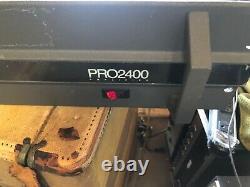 Hafler pro 2400 power stereo/mono amplifier